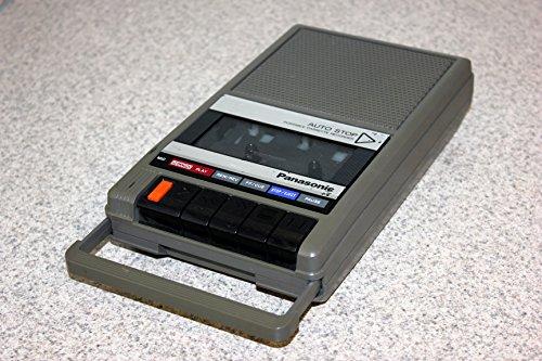 Panasonic Portable Cassette Recorder RQ2100