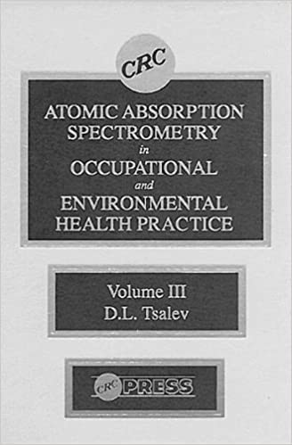 Download gratuito di libri e kindle Atomic Absorption Spectrometry in Occupational and Environmental Health Practice, Volume III ePub