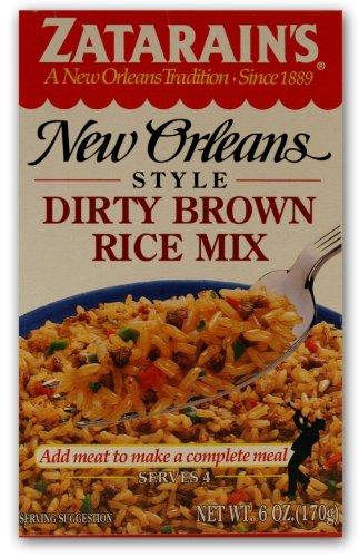 Zatarain's Dirty Brown Rice