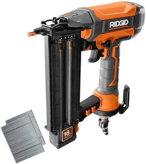 Ridgid R213BNF 18-Gauge 2-1 8 We OFFer at cheap Free shipping on posting reviews prices Nailer in. Packag Brad Non-Retail
