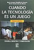 img - for Cuando La Tecnologia Es Un Juego (Spanish Edition) book / textbook / text book