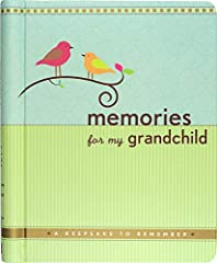 Don't you wish your grandmother had written down her life story? This journal enables you to write down yours!Guided questions and prompts will help you tell your grandchildren (and great-grandchildren to come) all about your childhood and te...