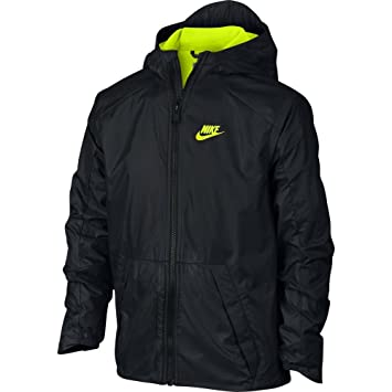 c70adff9c Nike B NSW JKT FLEECE LINED - Jacket for Boys, Size S, Colour Black ...