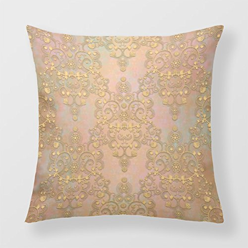 Lightinglife Decorative Throws For Sofa Yellow Decorative Throw Pillow Cover Lacy Lace Cushion Cover 18 X 18 BEISI xdq