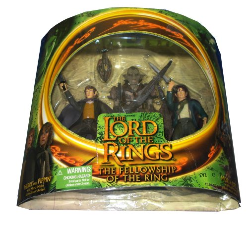 Orc Lord Of The Rings (Fellowship of The Ring Merry Pippin Moria ORC 6
