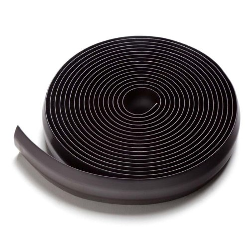 AI-Vacuum Boundary Markers for Neato and Shark ION Robot Vacuum,Black,13 feet