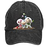 SAMMA Unisex Pikmin 3 Design Adjustable Baseball Hat