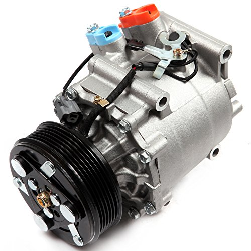ECCPP Compatible fit for AC Compressor and Clutch CO 10541AC fits 1997-2001 Honda Prelude 2.2L Honda Civic Acura EL 1.7L Compressors