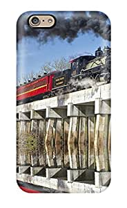 Awesome Design Train Hard Case Cover For Iphone 6