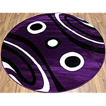 Amazon Com T1016 Purple Black White 6 Feet 5 Inch