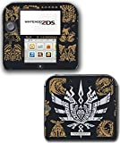 Monster Hunter 4 Ultimate Generations 3 World Video Game Vinyl Decal Skin Sticker Cover for Nintendo 2DS System Console