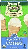 Three Twins Organic Cake Cones, 5 oz