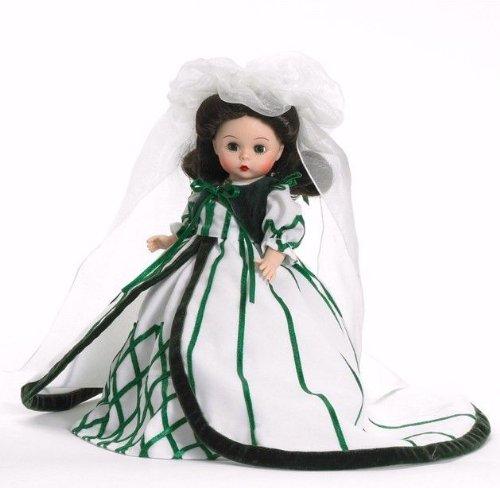 Gone With The Wind Madame Alexander Dolls - Madame Alexander Dolls Return to Tara Scarlett, 8