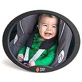 Rear Facing Baby Car Mirror - Premium Matte Soft Feel