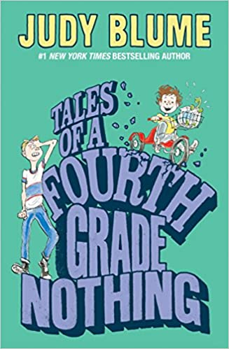 Tales Of A Fourth Grade Nothing Judy Blume 8601400981993 Amazon