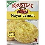 Krusteaz Meyer Lemon Cookie Mix, 15.25 Ounce (Pack of 2) by Krusteaz