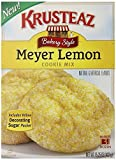Krusteaz Meyer Lemon Cookie Mix, 15.25 Ounce (Pack of 2)