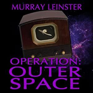 Operation Outer Space Audiobook