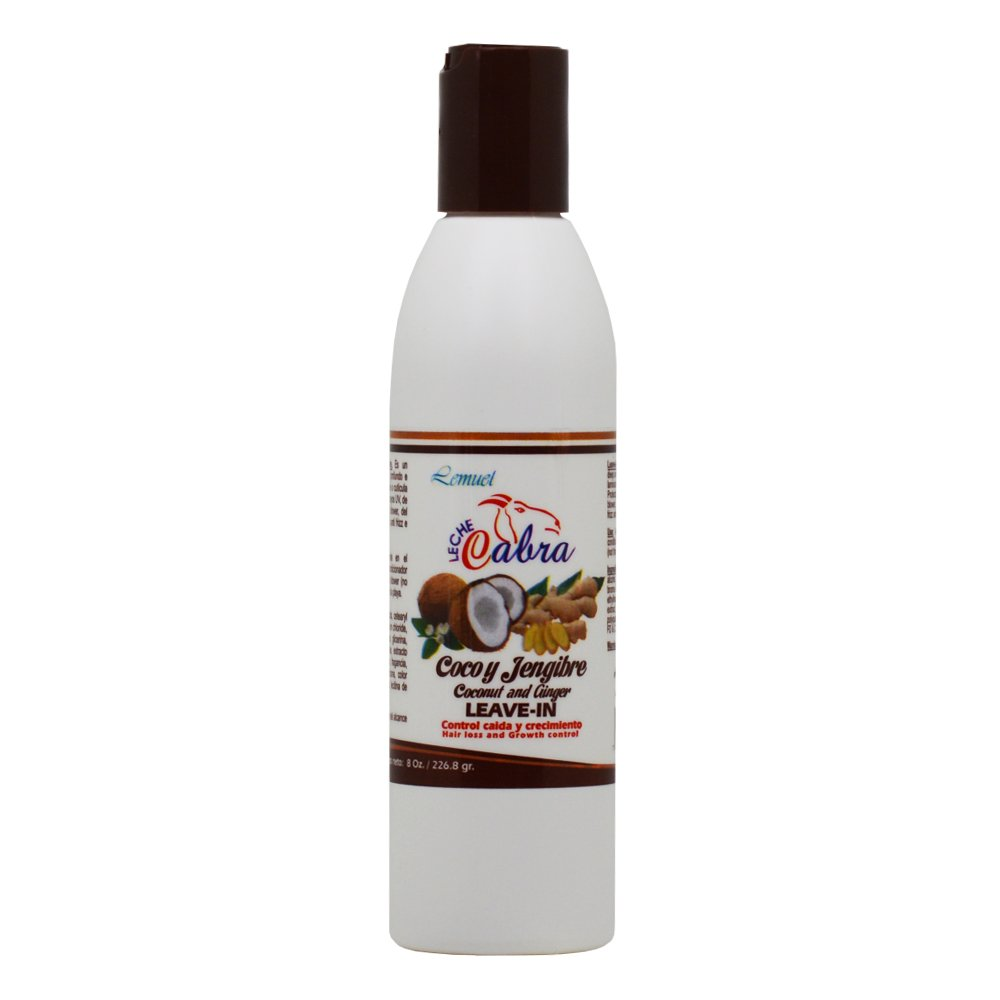 Lemuel Leche Cabra Coconut and Ginger Leave in 8oz