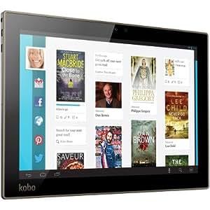 2TF0801 - Kobo Arc 10HD 16 GB Tablet - 10.1quot; - NVIDIA Tegra 4 1.80 GHz - Black