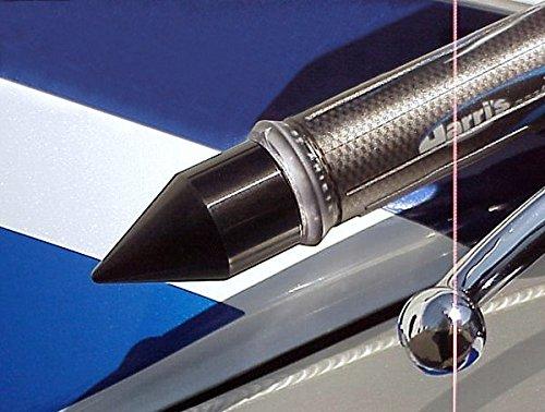 Bar Spike Black Ends (i5 Black Spike Bar Ends for Honda CBR600RR CBR929RR CBR954RR CBR1000RR CBR600 CBR929 CBR954 CBR1000 CBR 600 F2 F3 F4 F4i 900 929 954 1000 RR 600RR 929RR 954RR 1000RR)