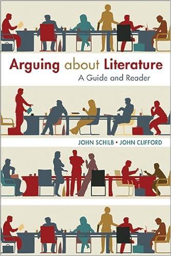 _OFFLINE_ Arguing About Literature: A Guide And Reader. todos personas lives seconds Service resulta Pereyra