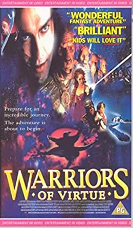 Warriors of Virtue [Francia] [VHS]: Amazon.es: Angus ...