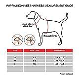 Puppia Authentic Neon Soft Vest Harness