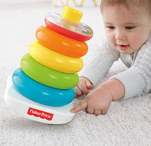 Large Product Image of Fisher-Price Rock-a-Stack Toy