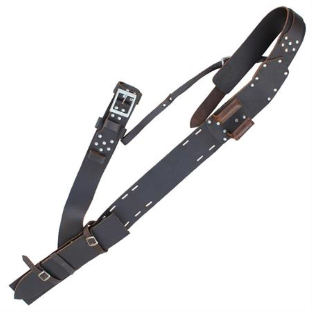 All-For-Naught Knights Authentic Leather Baldric