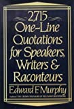 2715 One Line Quotations for S, Edward F. Murphy, 0517542811