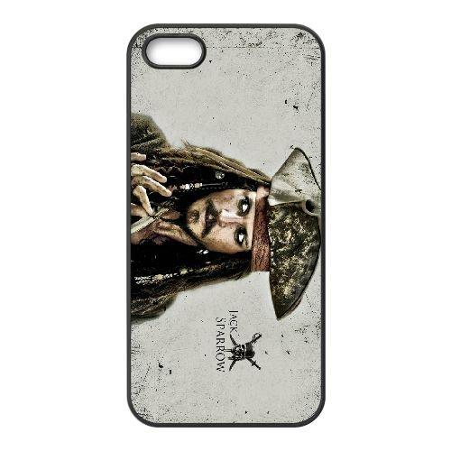 Johnny Depp 002 2 coque iPhone 5 5S cellulaire cas coque de téléphone cas téléphone cellulaire noir couvercle EOKXLLNCD24874