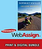Bundle: College Physics, 10th + Enhanced WebAssign Multi-Term LOE Printed Access Card for Physics, Raymond A. Serway, Chris Vuille, 1305237927