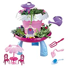 My Happy Garden -- Grow your secret garden  Our garden tool toys will help kids discover the world, learn about science and nature with these garden tools , it gives them a connection to nature. Plant, Play and grow, use your imagination to c...