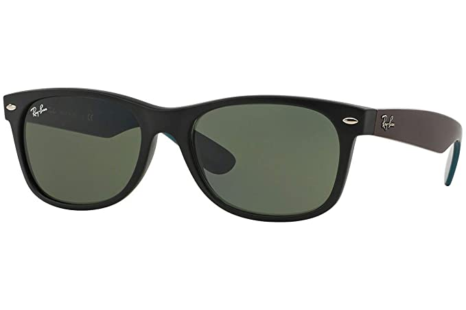c7f2d78f130 Ray-Ban Unisex-Adults New Wayfarer Sunglasses