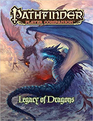 Pathfinder Player Companion: Legacy of Dragons: Paizo Staff