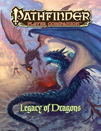 Pdf Science Fiction Pathfinder Player Companion: Legacy of Dragons