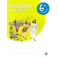 Religión 6ºEP Cafarnaún - 9788480774994