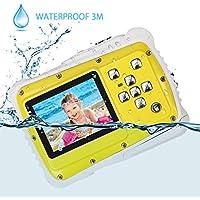 Kids Camera, Digital Waterproof Camera for Children with...