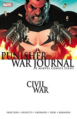 Civil War: Punisher War Journal (New Printing) ()