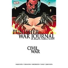 Civil War: Punisher War Journal (New Printing)