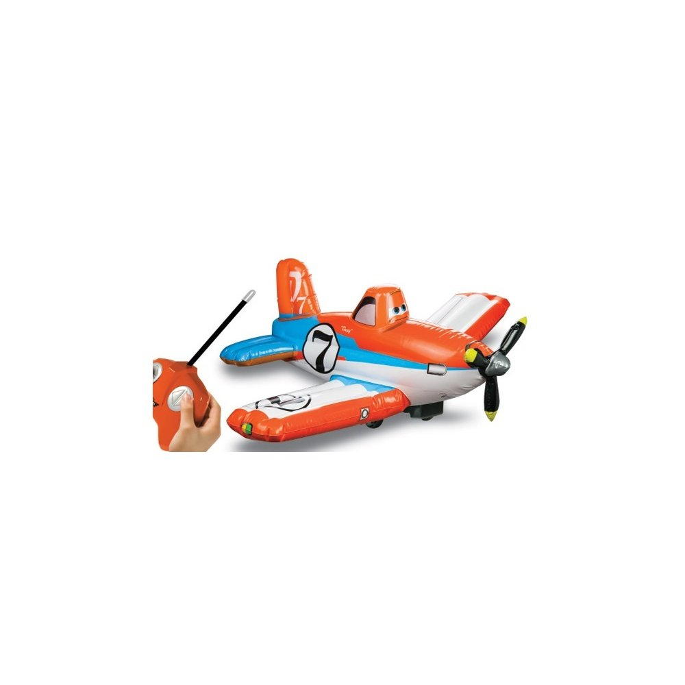 Disney BTD001 - Avión Hinchable: Amazon.es: Juguetes y juegos