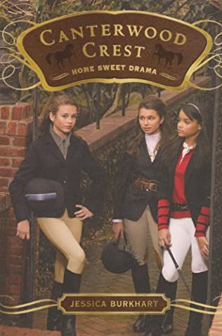 book cover of Home Sweet Drama