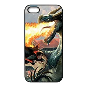 DIY phone case Harry Potter cover case For iPhone 5, 5S LINSWE7749369