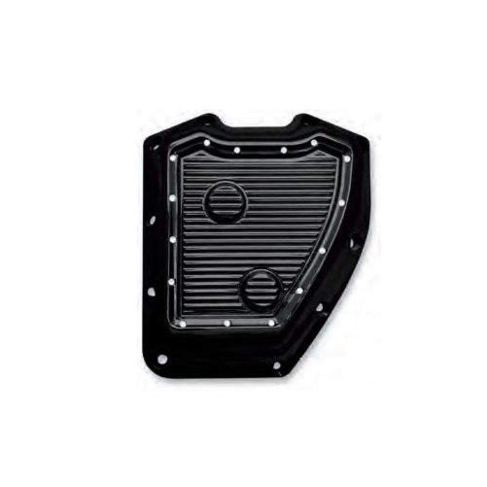 Covingtons C1297-B Cam Cover - Dimpled - Gloss Black Powder Coat