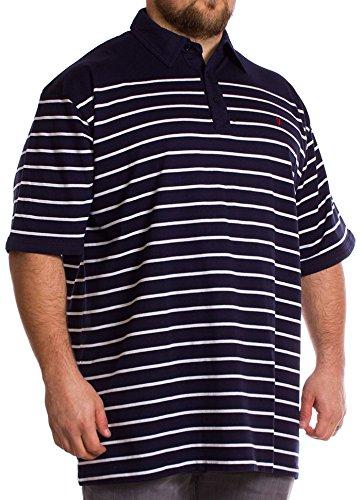 Farah Herren Poloshirt blau navy
