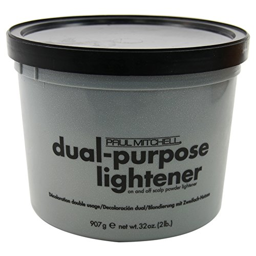 Paul Mitchell Unisex Dual Purpose Lightener Bleach, 32 Ounce Purpose Drop