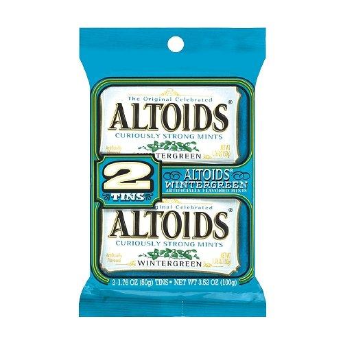 Altoids Twin Pack Mints, Wintergreen 2