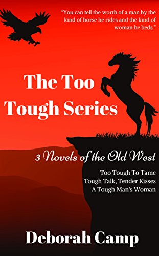 book cover of The Too Tough Series