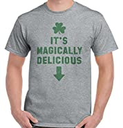 ST Patricks Patty Day Shirt Lucky Charm Marshmallow Cool Gift T-Shirt Tee